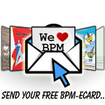 Send your BPM ecard