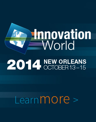 Innovation World 2014!