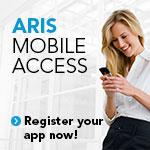 Register your ARIS App