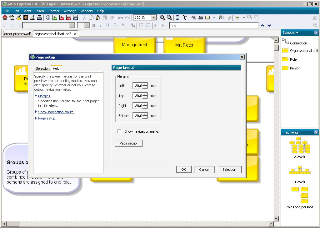 Aris: How To Model A SmartDesign Hierarchy