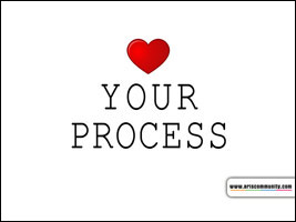 Love your process ecard