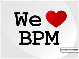 We Love BPM ecard